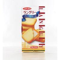 イトウ製菓 6枚ラングリーバニラクリーム 4901050115590 6マイ×36個(直送品)