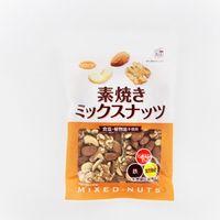 共立食品 素焼きミックスナッツ 徳用 4901325262318 200G×12個(直送品)