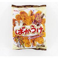 16枚ばかうけ(ごま揚) 4901336582658 16マイ×12個 栗山米菓(直送品)