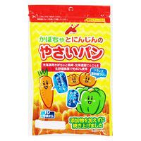 カネ増製菓 かぼちゃとにんじんのやさいパン 4901359312249 45G×24個(直送品)