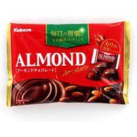 アーモンドチョコレート 4901550370093 148G×12個 カバヤ食品(直送品)