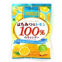 はちみつとレモン100%のキャンデー 4901650222339 50G×12個 扇雀飴本舗(直送品)