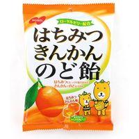 ノーベル製菓 はちみつきんかんのど飴 4902124626196 110G×12個(直送品)