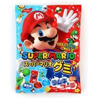 ノーベル製菓 スーパーマリオグミ 4902124681201 90G×18個(直送品)