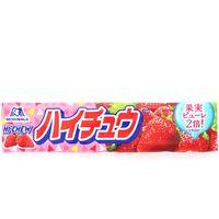 森永製菓 ハイチュウ<ストロベリー> 4902888116209 12ツブ×24個(直送品)