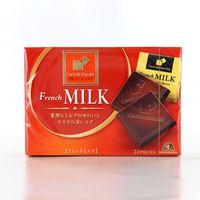 森永製菓 カレ・ド・ショコラ<フレンチミルク> 4902888219450 102G×6個(直送品)
