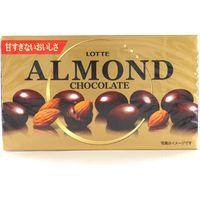ロッテ アーモンドチョコレート 4903333165988 86G×20個(直送品)