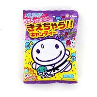 きえちゃうキャンディー 4903939012419 100G×12個 ライオン菓子(直送品)