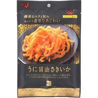 井上食品 umi no sachi 粋 うに醤油さきいか 4971423000280 46G×10個(直送品)
