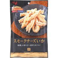 井上食品 umi no sachi 粋 スモークチーズいか 4971423022954 48G×10個(直送品)
