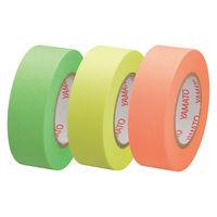 ヤマト メモックロールテープ 15mm幅 3色アソートA 詰め替え用 1個 RK-15H-A