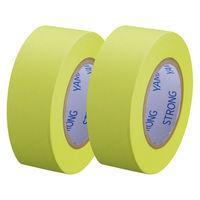 ヤマト ロールテープ強粘着 15mm幅 レモン 詰め替え用 1個 PRK-15H-LE