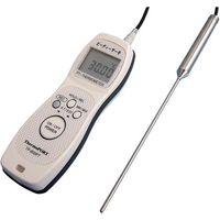 ケニス デジタル標準温度計 TP-800PT・Pre(トレーサ付) 31070048 1個(直送品)