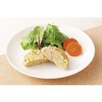 ヤヨイサンフーズ 業務用 新豆腐野菜ハンバーグ60g 30018207 1ケース (60g×25個)×4PC(直送品)