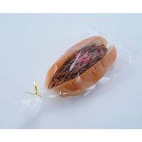 中川製袋化工 IPP袋 惣菜パン中 0.025×140×350mm S213378 1セット(300枚)