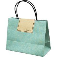 山櫻 ちいさいバッグ ターコイズ 10袋セット 351095 1セット(1種×10袋)(直送品)