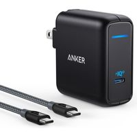 アンカー Anker PowerPort Atom III 1+Powerline+ USB-C to USB-C 2.0 B2613111 1個(直送品)