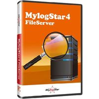 ラネクシー MylogStar 4 FileServer Box MLS4FS-BOX 1本(直送品)