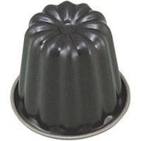 ブラックフィギュア カヌレ型 D-076 333062 5個 霜鳥製作所(直送品)