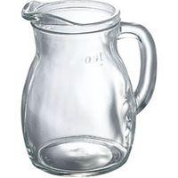 佐藤金属興業 ビストロジャグ 600(ソーダガラス)12個 623020 1箱(12個入)(直送品)