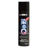 染めQテクノロジィ エアゾール ブラックグレー 70ML #00197670730000 1本(直送品)