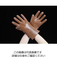 エスコ(esco) [L] 低圧用絶縁ゴム手袋(交流600V) 1セット(2双) EA640ZD-22(直送品)