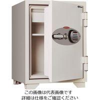 エスコ(esco) 500x540x 695mm 耐火金庫 1台 EA961KD-42(直送品)