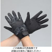 エスコ(esco) [LL] 手袋(ポリウレタン/タッチスクリーン対応) 1セット(10双) EA353C-73(直送品)