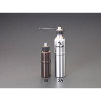 エスコ(esco) 100ml エアー充填式スプレーボトル 1セット(2個) EA116ZB-1B(直送品)