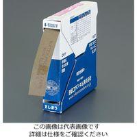 エスコ(esco) 15mmx3m/#120 耐水ペーパー(テープ式) 1セット(15個) EA366RK-12(直送品)