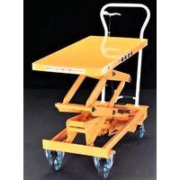エスコ(esco) 520x1010mm/300kg テーブルリフト 1台 EA520X-11(直送品)