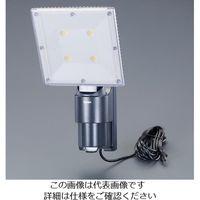 エスコ(esco) AC100V/60W LEDセンサーライト 1個 EA864C-56(直送品)