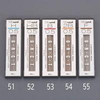 エスコ(esco) 0.5mm[B ]シャープペンシル替芯(40本) 1セット(800本:40本×20個) EA765MF-53(直送品)
