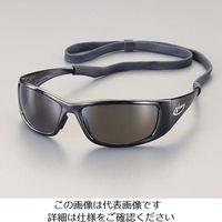 エスコ(esco) 保護めがね(スモーク/アンチフォグ) 1セット(4個) EA800AR-112(直送品)