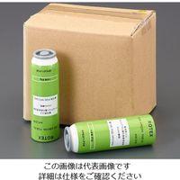 エスコ(esco) [R134a] 蛍光剤入サービス缶(ハイブリッド車用/12 1箱(1080g) EA994ML-12(直送品)