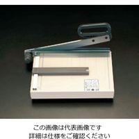 エスコ(esco) 285x360mm(A4/10枚) ペーパーカッター 1個 EA762EB-6(直送品)