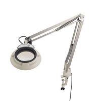 エスコ(esco) x2.0/130mm 拡大鏡(LED照明付) 1台 EA756TB-1B(直送品)