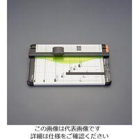 エスコ(esco) 410x310mm デスクカッター(A4/20枚) 1台 EA762EB-34(直送品)