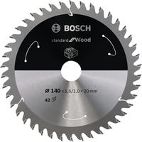 BOSCH 丸のこ刃 スタンダード木材 2608837672 1枚(直送品)