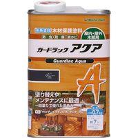 和信ペイント #911491 ガードラックアクア グレー 0.7kg 1缶(直送品)