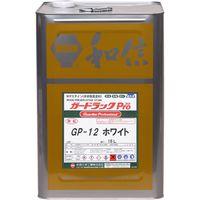 和信ペイント #950122 ガードラックプロ ホワイト 16L 1缶(直送品)