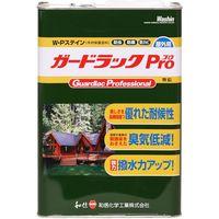 和信ペイント #952110 ガードラックプロ グリーン 4L 1缶(直送品)