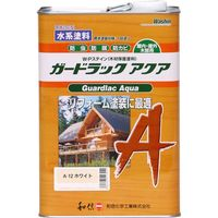 和信ペイント #952242 ガードラックアクア ホワイト 3.5kg 1缶(直送品)