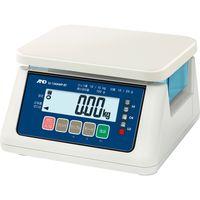 A&DSJ-15KAWP-BT 取引証明用(検定品) 防塵・防水はかり ワイヤレス通信モデルSJ-15KAWP-BT1台(直送品)