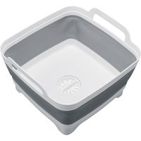 コモライフ 排水できるモノトーン洗い桶 218941 1個(直送品)の画像