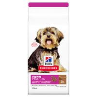 新商品 サイエンスダイエット アダルト 成犬用 ラム&ライス 小型犬 1.5kg 日本ヒルズ ドッグフード ドライ