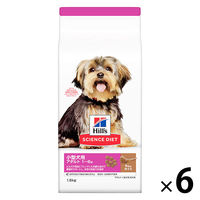 新商品 サイエンスダイエット アダルト 成犬用 ラム&ライス 小型犬 1.5kg 6袋 日本ヒルズ ドッグフード ドライ
