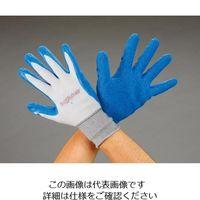 エスコ(esco) [L/240mm] 手袋(薄手・ナイロン・天然ゴム張り) 1セット(15双) EA354AB-92(直送品)