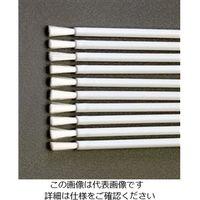 エスコ(esco) 10本組 補修用パイプ筆(ナイロン毛) 10セット(100本) EA109MJ-120(直送品)