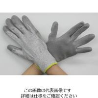 エスコ(esco) [LL] 手袋(耐切創・滑り止め付/ダイニーマ) 1セット(4双) EA354EE-13(直送品)